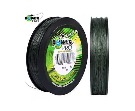 Power Pro 135m green